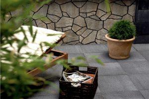 Terrassenplatten Beton