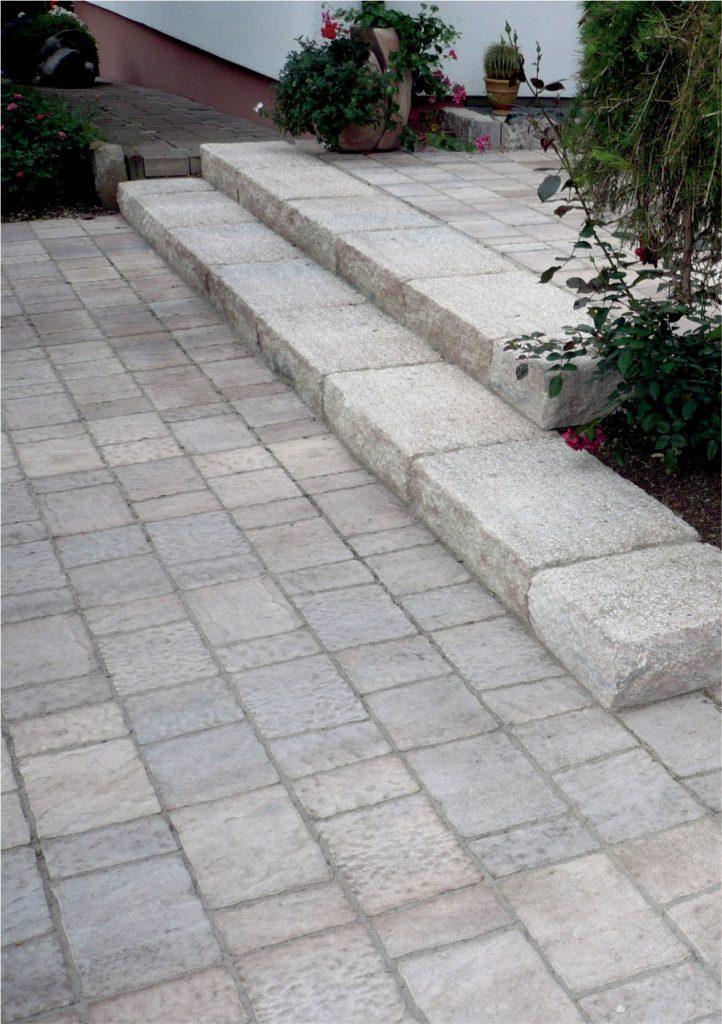Platte Calimera aus Beton