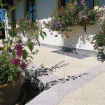 Terrassenplatte sanft