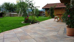 Gartenplatten Giona
