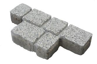 detail bild cube pflastersteine