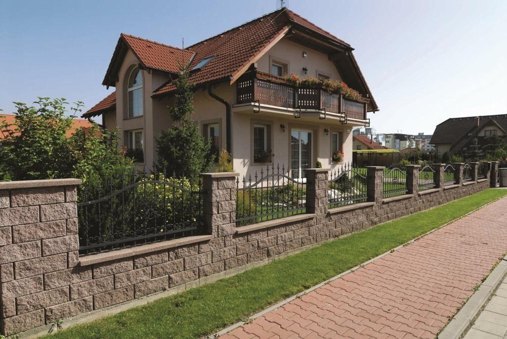 gartenmauer gestalten mit maclit steinen