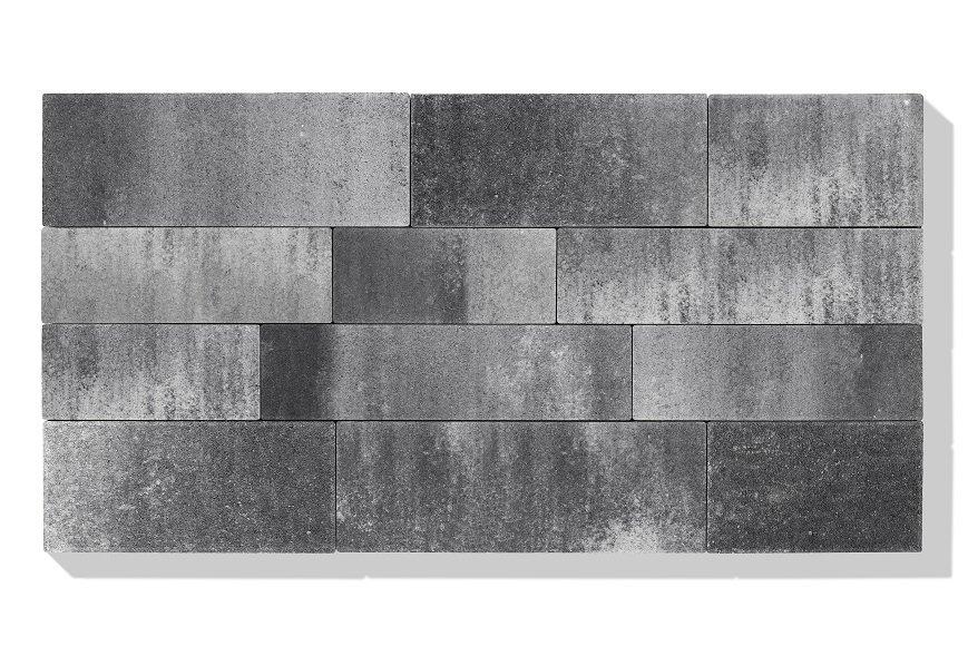 pflastersteine beton in farbe grau anthrazit
