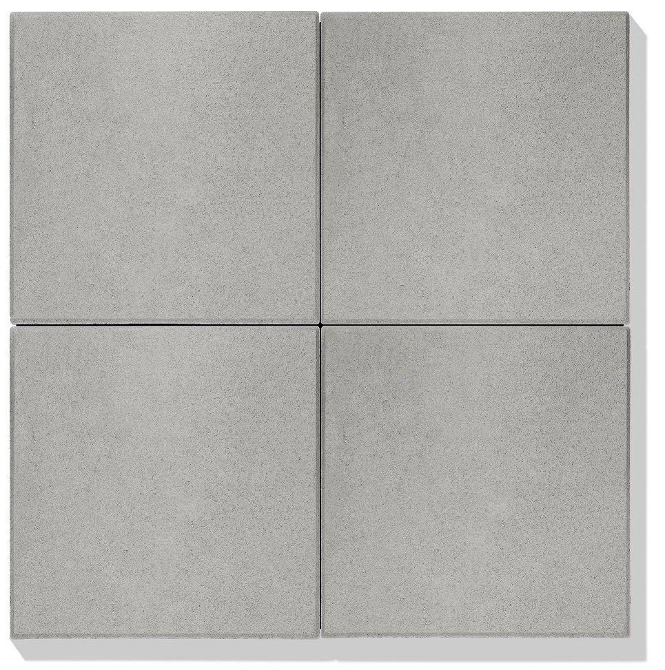 pflastersteine grau weiß