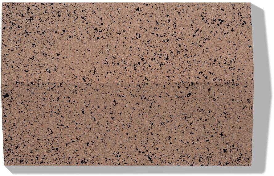 abdeckplatte mauer gestrahlt in farbe braun