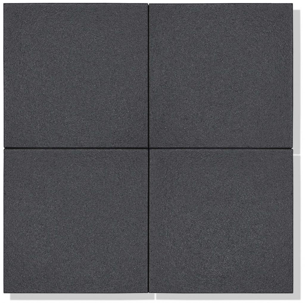 terrassenboden steinplatten farbe carbono
