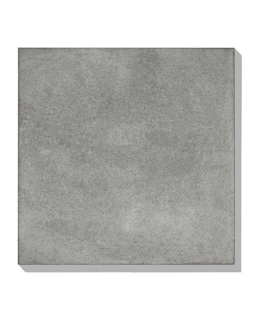 Terrassenplatte in farbe grau
