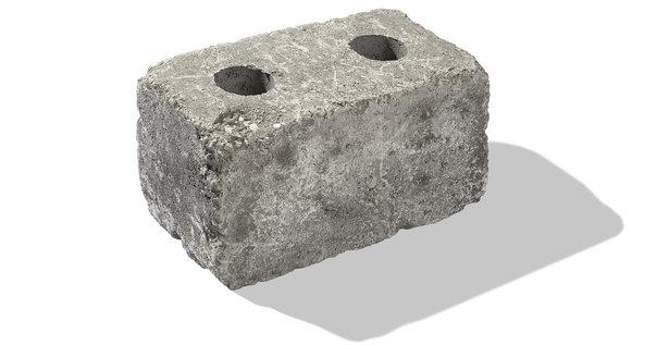 stein für gartenmauer normalstein