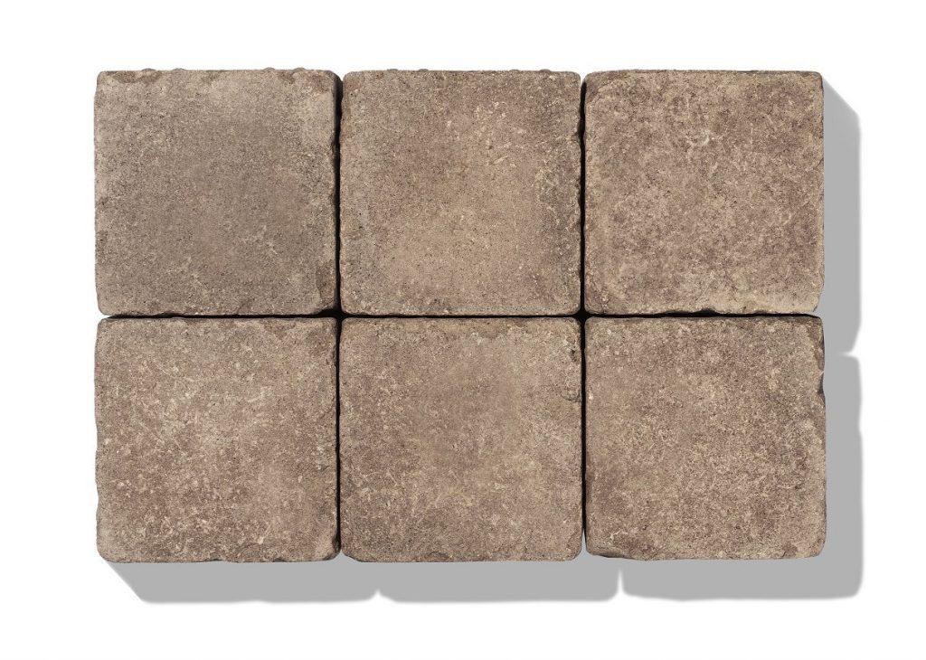 granum stein braun zum einfahrt pflastern