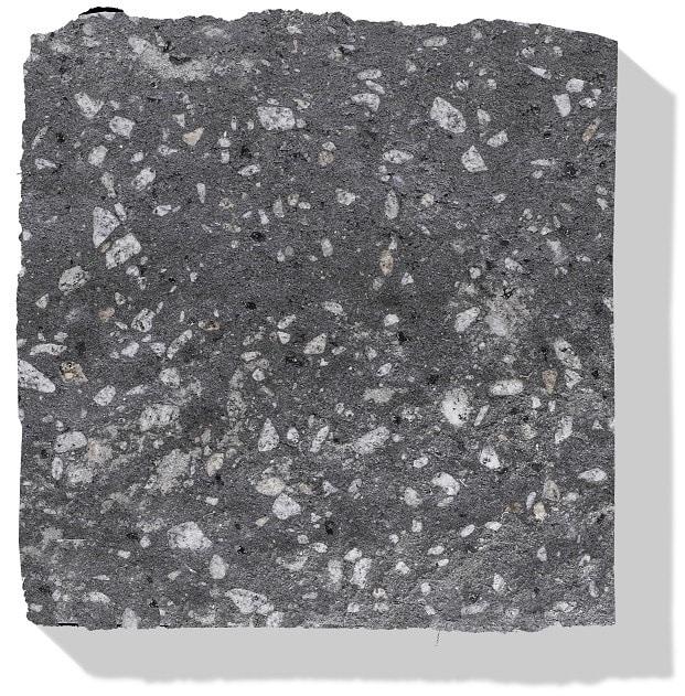 betonstufe muster querschnitt farbe grau anthrazit