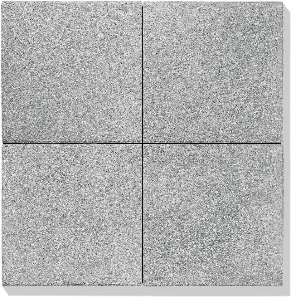 4 stk terrassenplatten als muster