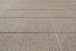 detail foto betonplatten terrasse