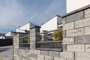 gartenmauer gestalten