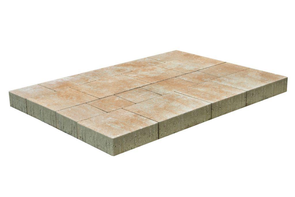 Bild von Terrassse pflastern mit kombiformat