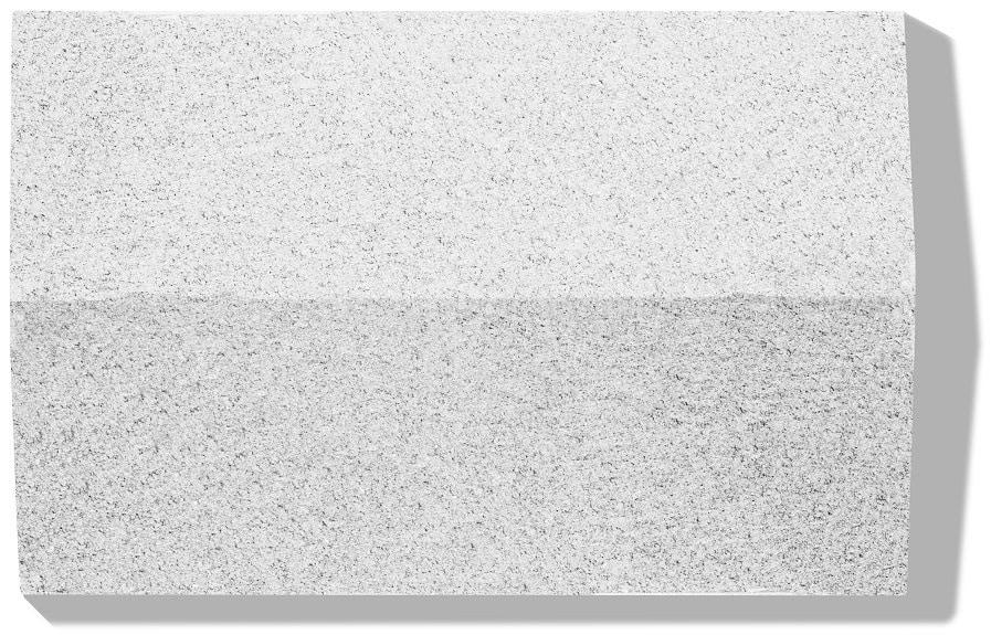 abdeckplatte in farbe weiß glatte oberfläche
