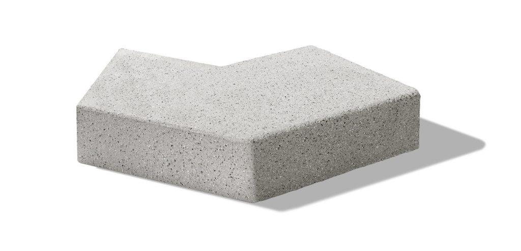 betonecke 135 grad
