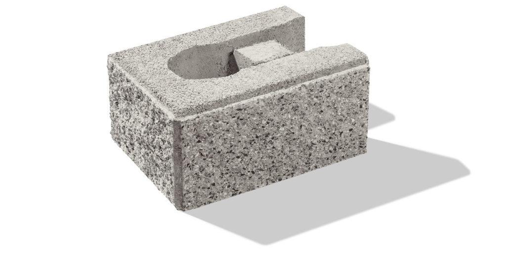 drei viertel stein - muster