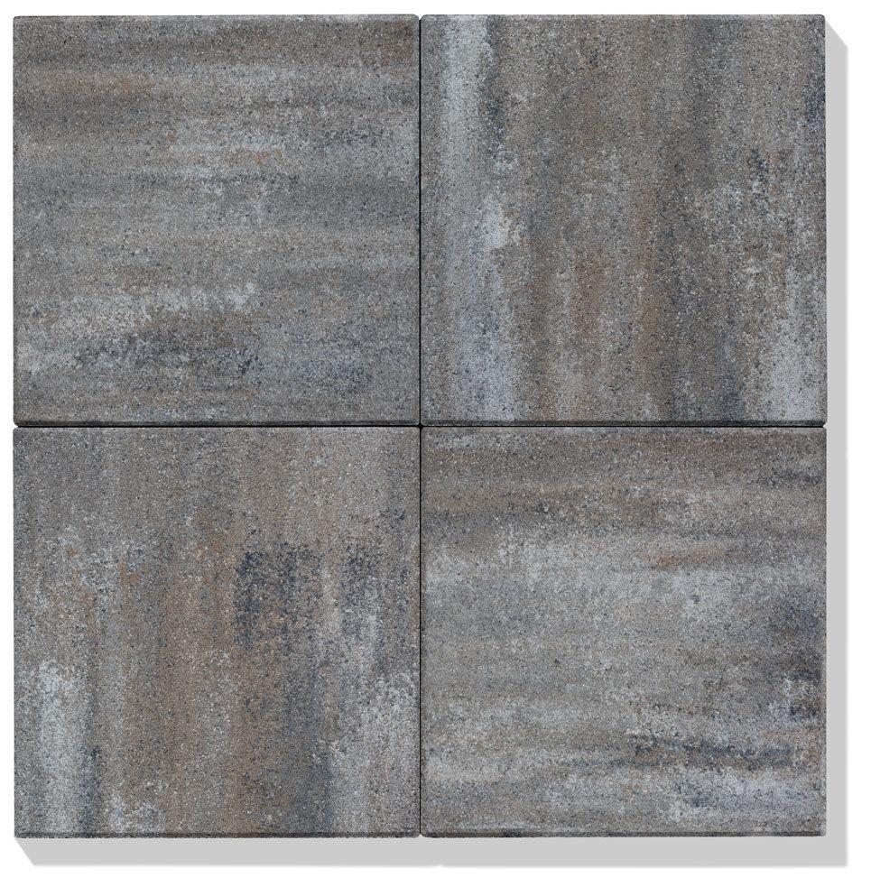 betonpflastersteine in farbe mocca meliert